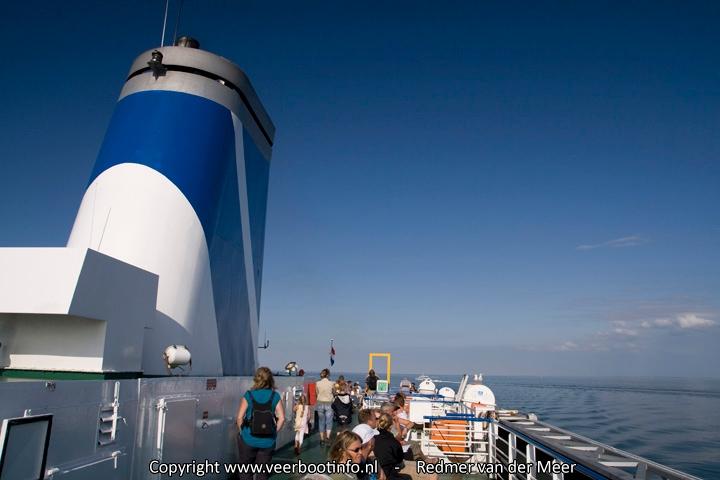Schoorsteen MS Friesland