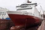 King Seaways werf Gdansk (DFDS)