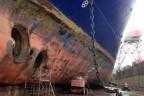 King Seaways boegschroef (DFDS)