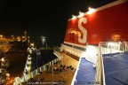 Stena Hollandica funnel schoorsteen