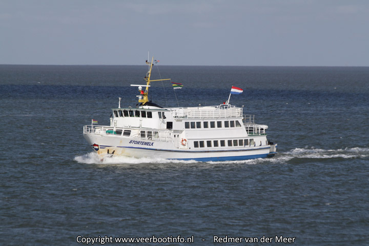 Veerboot Stortemelk EVT
