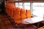 Stoelen veerboot Tiger