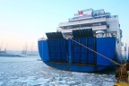 Princess Seaways werf (DFDS)