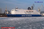 Princess Seaways in Gdynia (Portalmorski)