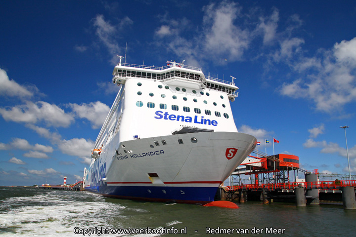 Veerboot Stena Hollandica 2010