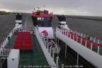 Ongewone vracht voor een veerboot
