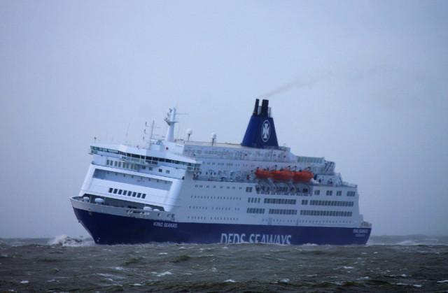 King Seaways storm