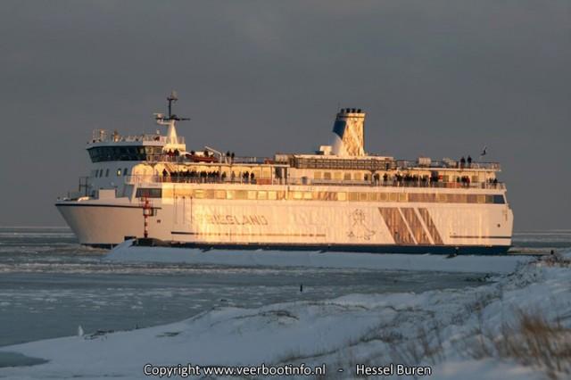 Friesland ijs Terschelling