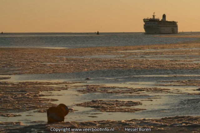 Friesland ijsgang