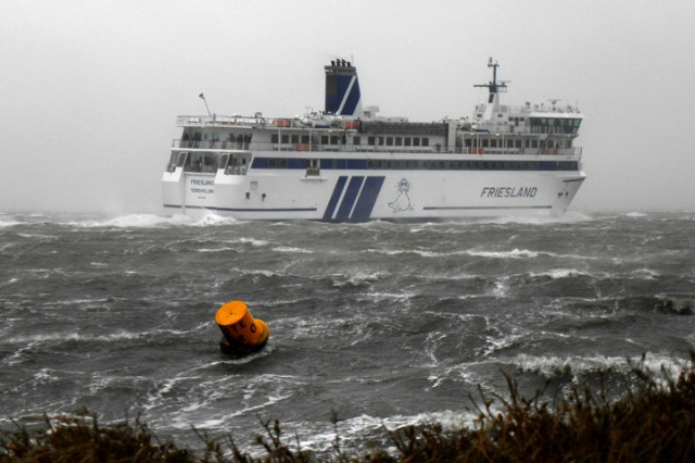 Friesland storm 3 Bob Heikoop