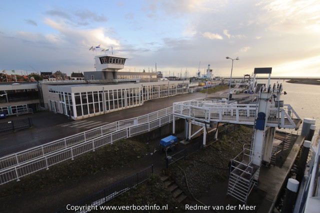 Havengeld Harlingen Doeksen