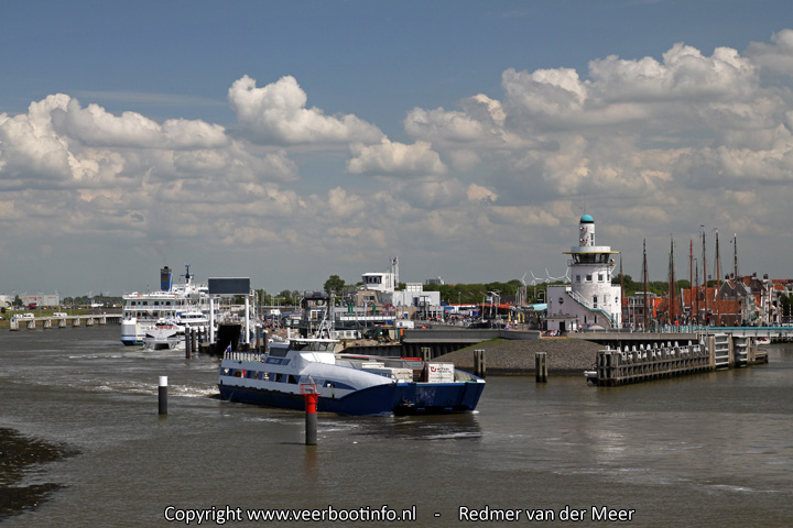 Havengelden Harlingen Veerboten