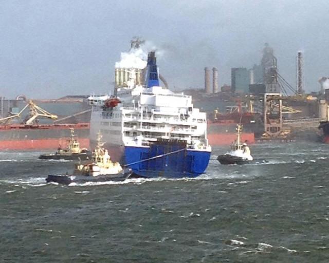 King Seaways Storm Siem Weterings