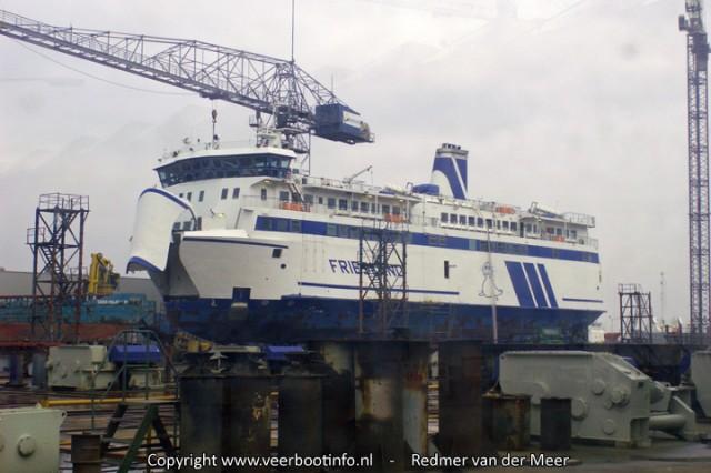 MS Friesland werf