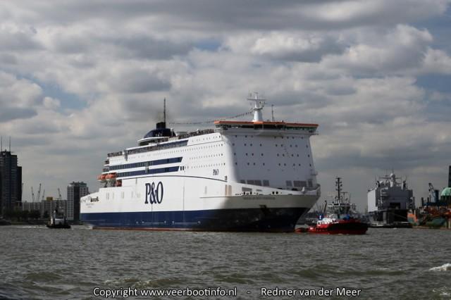 Veerboot Pride of Rotterdam 2011