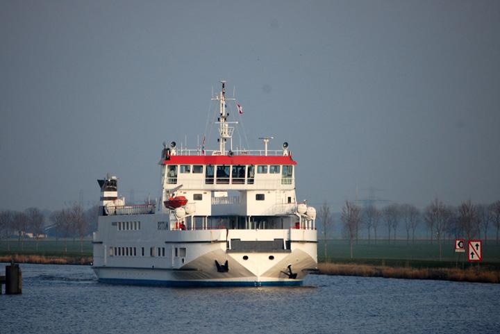 Proefvaart Rottum Bas Spruit 1