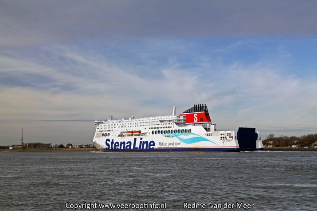Stena Line Landtong Stena Hollandica