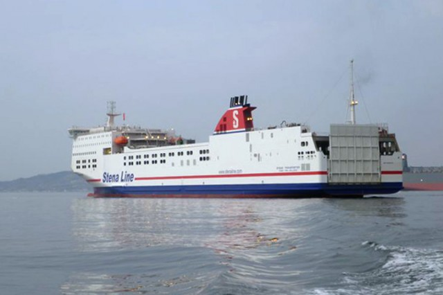 Stena Transporter 2011