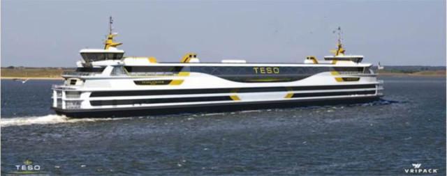 Texelstroom TESO 2015 C-Job Vripack