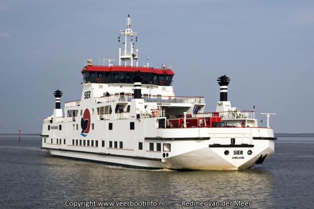 Veerboot Sier Ameland