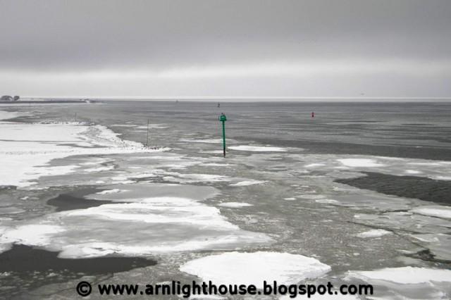 ijsgang vlieland