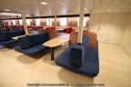 Interieur veerboot Schiermonnikoog
