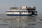 IJsgang veerboot Vlieland
