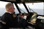 Stuurhuis veerboot Esonborg
