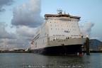 MS Pride of Hull 2001
