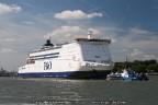 Veerboot Pride of Hull 2001