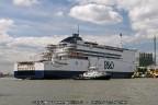 Veerboot Pride of Rotterdam 2001