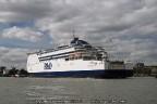 Pride of Rotterdam Europoort Hull