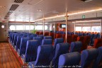 Interieur veerboot Tiger