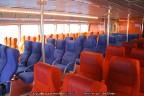 Interieur snelboot Tiger