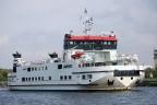 Aankomst Monnik in Delfzijl (BHFS)