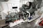 Mitsubishi hoofdmotor veerboot MS Rottum