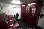 Controlekamer machinekamer veerboot MS Rottum