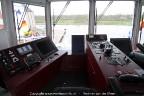 Stuurhuis veerboot MS Rottum