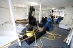 Meerdek voor veerboot MS Rottum