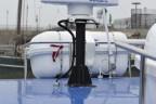 Waddentaxi Zeehond DP-systeem