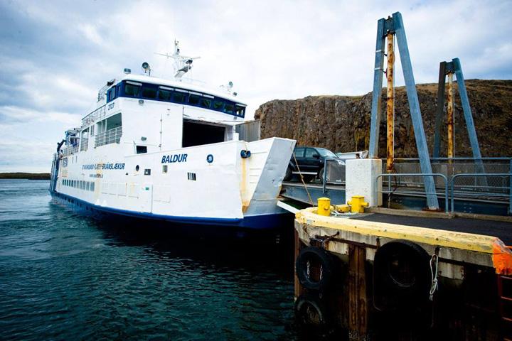 Ferry Baldur Oost Vlieland