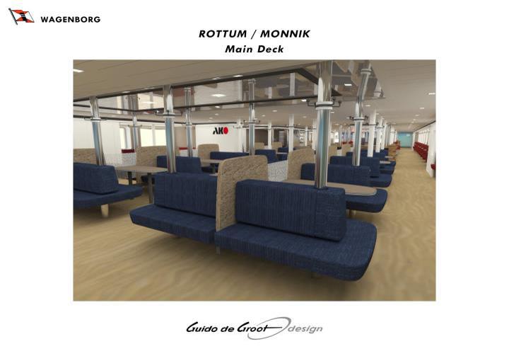 Refit Rottum en Monnik Wagenborg