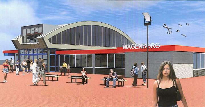 Terminal Wagenborg Holwerd