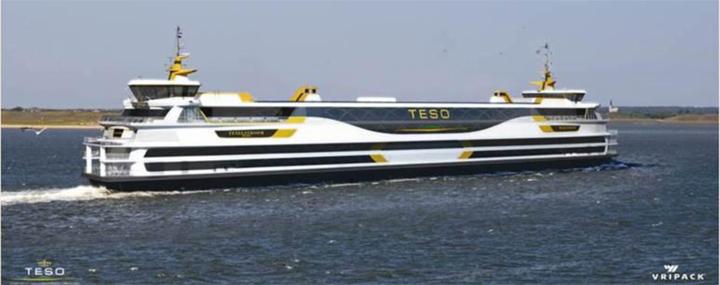 Texelstroom TESO Texel