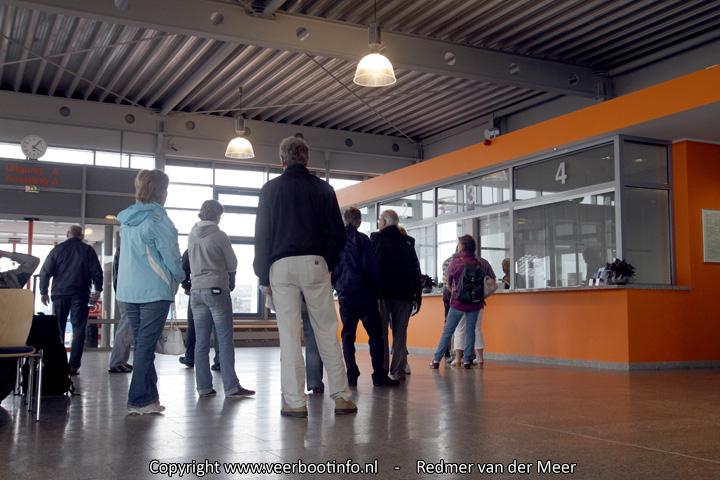 Terminal Eemshaven Borkum